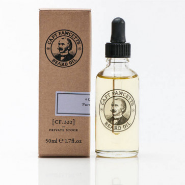 Olio per barba Captain Fawcett Beard Oil 50ml