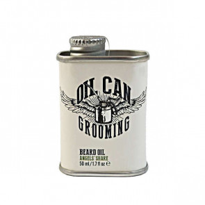 Olio per Barba Oil Can Grooming 50ml - Angels' Share