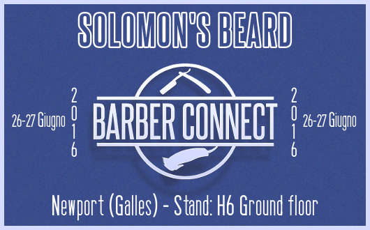 Barber Connect 2016 con Solomon's Beard